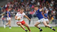 Early goals propel Tyrone back on        the long road