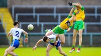 McDonald hat-trick fires Monaghan past Donegal
