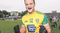 This is just as special as the first win, says Michael Murphy