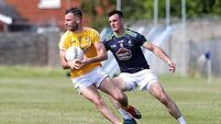 Kildare recover in fine style with impressive 14-point win over Antrim