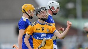 Clare prevail against Tipperary in tame Munster Minor Hurling Championship game