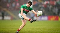 Padden: O'Connor loss could haunt Mayo down the road