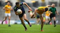 Determined Meath fall short as Mayo secure vital win