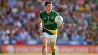 Donal Keogan believes Meath can resist the Blue wave