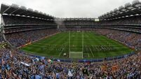 Croke Park to host All-Ireland hurling quarter-final double-header this month
