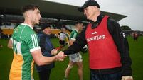 John Maughan: I wouldn't mind drawing Mayo