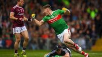 Carr's goals see Mayo knock out Galway