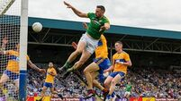 Meath cling on after epic clash with Clare