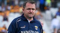 I won't tell you what we did, but it is different, says Davy Fitzgerald