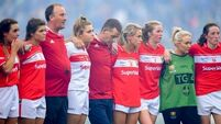 Cork unchanged ahead of intriguing ladies football double header