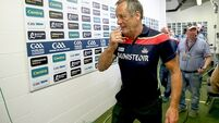 Cork GAA confirm departure of Meyler as hurling manager