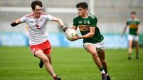 Kerry fight back against Tyrone to advance to minor semi-final