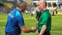 Former All-Ireland final referee says Seán Cleere shouldn't have been in charge of Tipp v Wexford