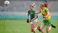 Mayo triumph over Donegal to claim Group 4 top spot
