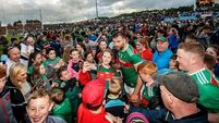 Mayo's season less ordinary hits pivotal moment