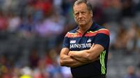 Breaking: John Meyler steps down as Cork senior hurling manager
