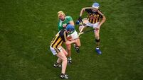'Work like dogs, hit everything that moves': Kilkenny hero shoots down talk of strategies and sweepers