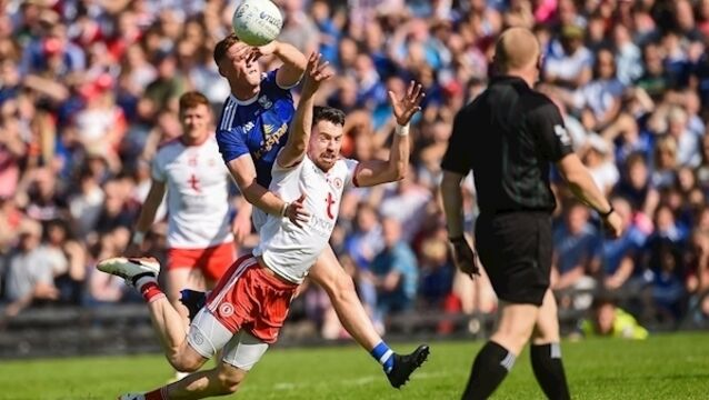 Tyrone progress but are set to lose Peter Harte for first Super 8 fixture