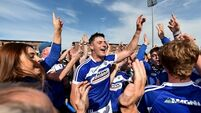 Laois hurlers stun Dublin in shock of the summer