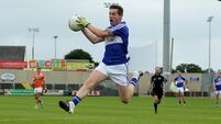 Business booming for Laois jerseys