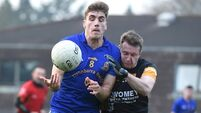 St Finbarr's begin title defence with a haymaker
