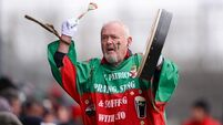 Mayo mourns one of their best-known supporters John Durcan, aka St Patrick