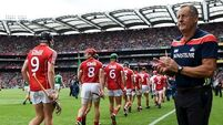 John Meyler tight-lipped on Cork future
