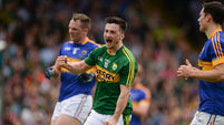 Murphy's law: Kerry must not get carried away