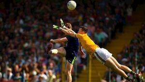 Kerry dance a merry jig around weary Mayo