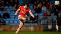 Mayo SFC: Cillian O'Connor makes a scoring return to action
