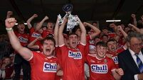 Cork's U20s power to Munster title against Kerry