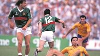 The battle of '89 brought heartbreak for Maughan