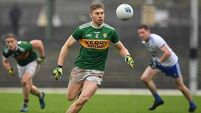 Kerry defender Peter Crowley out for the season after cruciate tear