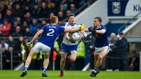Graham finally gives Cavan something to shout about