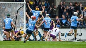 Late, late Sean Moran goal secures draw for Dubs against Wexford