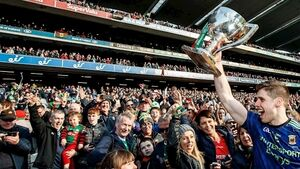 Mayo challenging stereotype and making history
