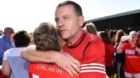 Semi-final win over Dublin a 'confidence builder', says Cork Ladies Football manager
