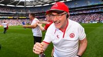 No slaves in our dressing room, insists Mickey Harte