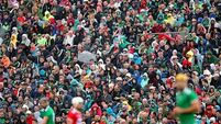 Munster Championship attendances on the rise