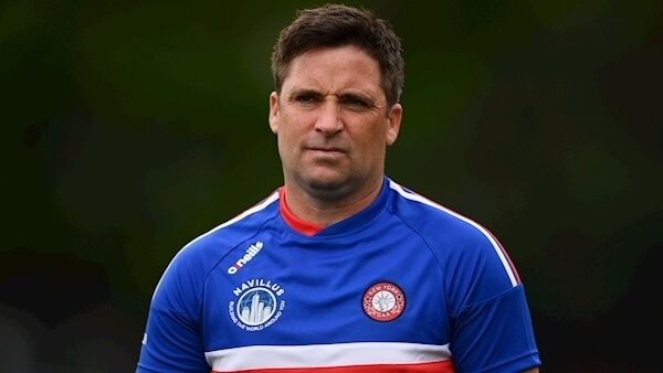 New York manager Justin O'Halloran.  Image: sports file