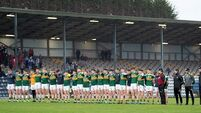 One change for Kerry minors as they bid for 32nd win in a row