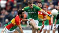Meath cruise past Carlow and into quarter finals