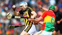 Cats make hay as Carlow collapse