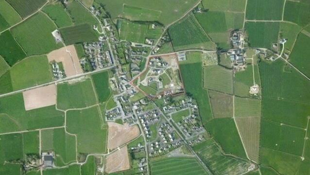 Two land parcels in Cork have housing potential