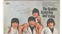 The rarest Beatles record of them all goes under the hammer