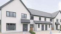 Crawford Gate's open for business, with three house types now on show