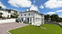 A magnificent and manageable mansion, Arbutus Lodge is pure Cork