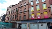 Cork city buildings to be demolished