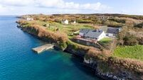 Star Wars to meet bidding battles at West Cork home with private pier