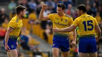 Roscommon ease past Leitrim in Connacht Championship